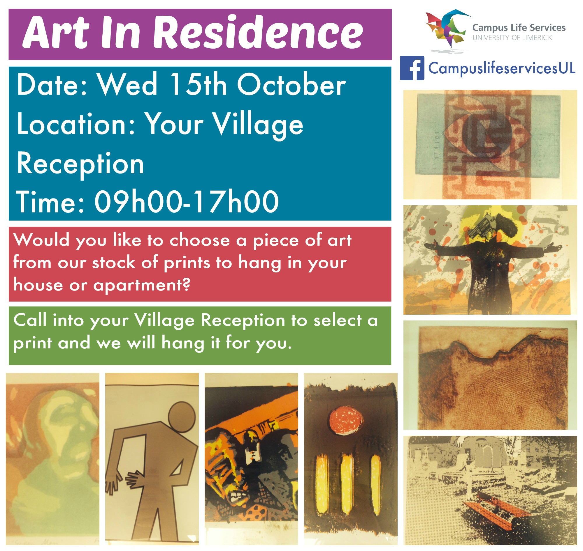 Art in Residence 'AIR' Programme